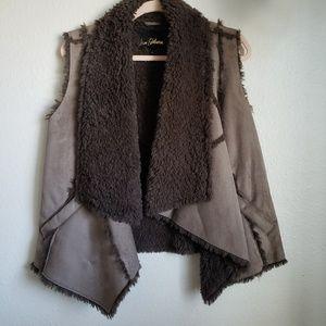 Sam Edelman Faux Fur Vest